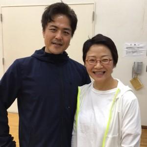 Bob先生と洋子
