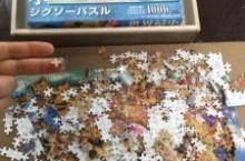 世界最小ジグソーパズルの行方