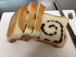 1本堂ぶどうパン