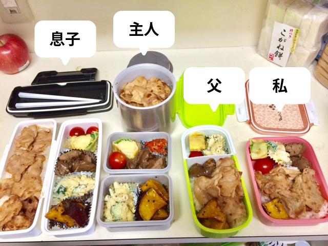 蒲田のダイエット薬局店主、洞井の気づき『3年間のお弁当作り』